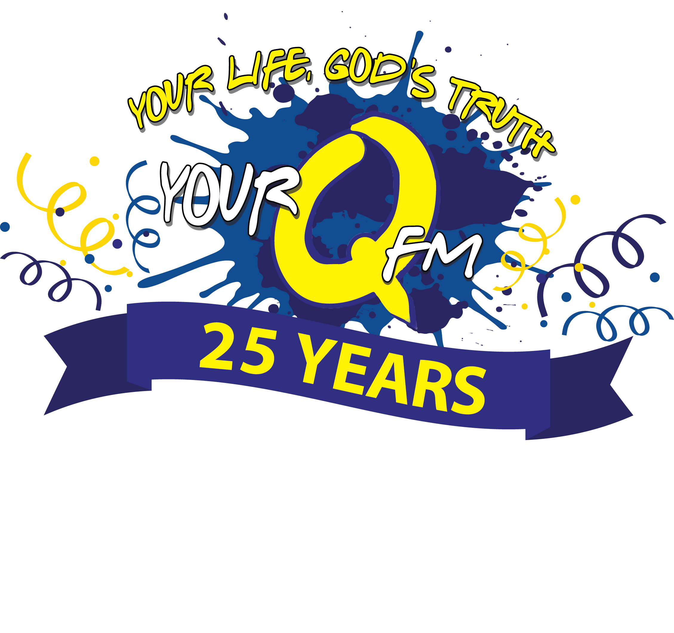 Celebrate 25 Years with YOUR QFM!