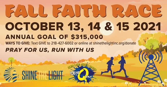 34814 Shine the Light Fall Faith Race Facebook Post